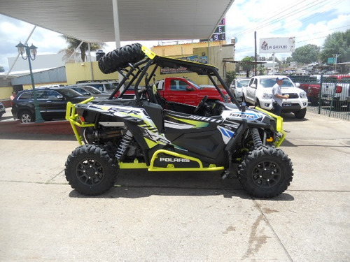 polaris rzr 2017 blanco/verde