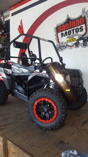 polaris rzr ace 900 2016 equipado