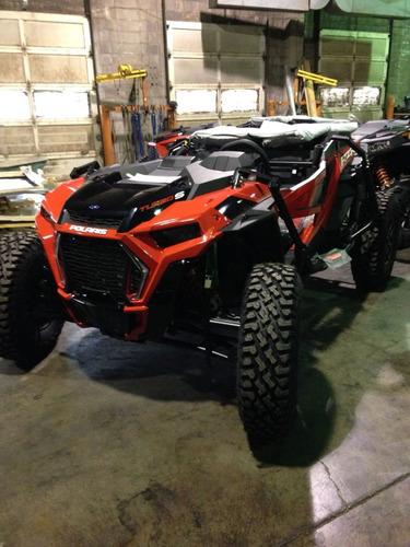 polaris rzr turbo s 2 plazas 168 hp 2018