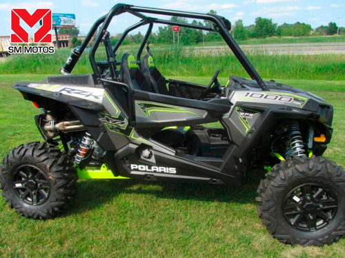 polaris rzr xp 1000 eps 2017 0km utv arenero 4 plazas