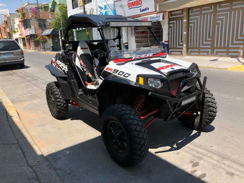 polaris rzr xp 900 impecable nacional