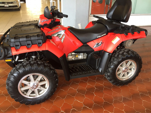 polaris sporstman touring