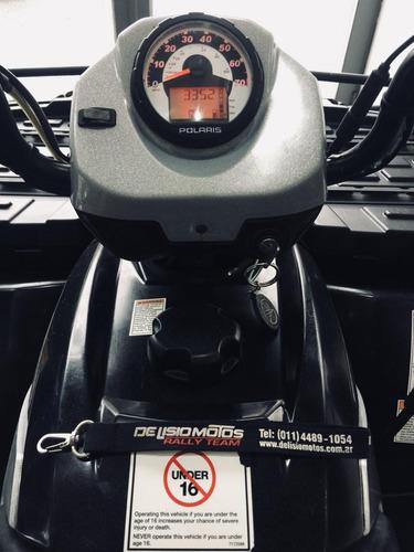 polaris sportman 500 ho 4x4 chasis largo 2008 delisio motos