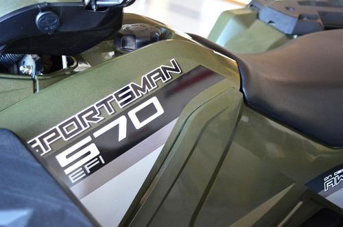 polaris sportman 570 inyeccion 4x4