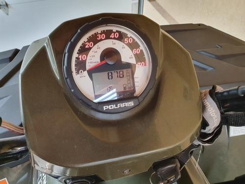 polaris sportsman 400 ho 4x4, automatico