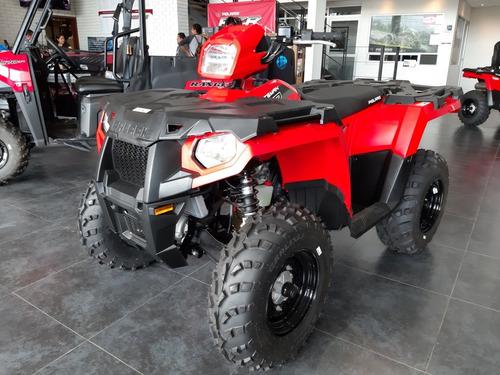 polaris sportsman 570cc 2019 nueva 30% inv. y hasta 48 meses