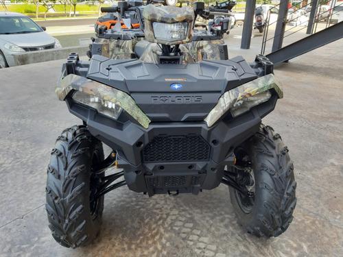 polaris sportsman 850cc 2020 nueva 30% inv. y hasta 48 meses