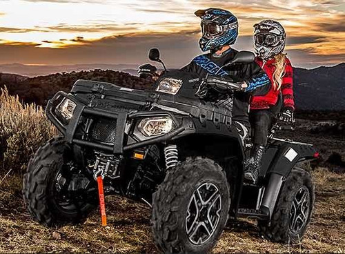 polaris sportsman touring 1000