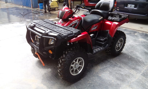polaris sportsman touring 800 efi impecable