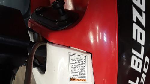 polaris trail blazer 330  3 tanques de uso, patentado
