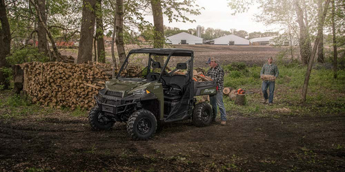 polaris utv ranger xp 900 eps 2017 0km no honda no can am