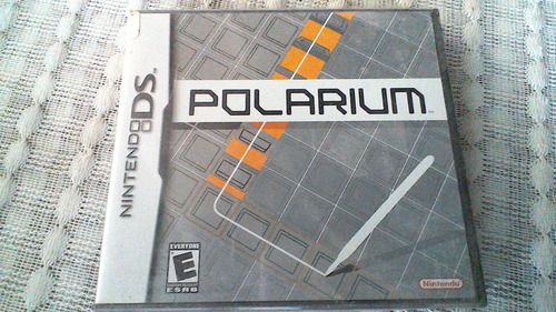polarium nds nntendo ds juego nuevo y sellado de fabrica