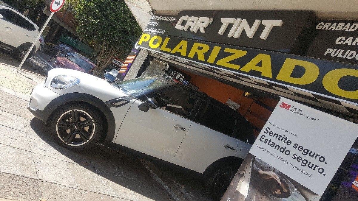 Polarizado De Autos Grandes Americano Garantia 5 Anos 1 199 00