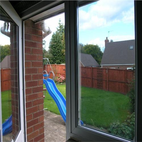 polarizado espejado plata vidrios  ventana  rollo 10mt-ofert