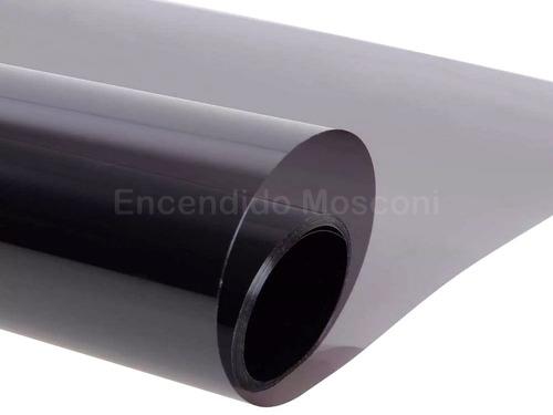 polarizado film laminas rollo 0.50 x 3mts varios tonos