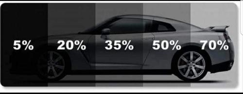 polarizado / lamina de seguridad / forrado automotriz 3m