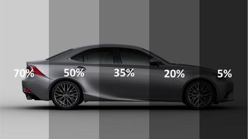 polarizado  para auto instalado