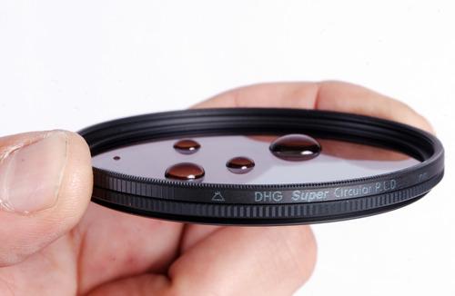 polarizador 67mm filtro marumi