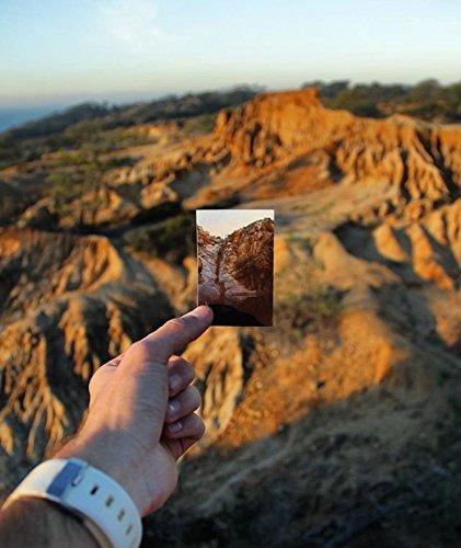 polaroid 2x3 pulgadas premium zink papel fotográfico quintup