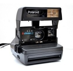 polaroid 636 close up