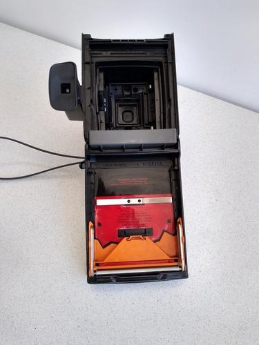 polaroid colorpack 80 land câmera.