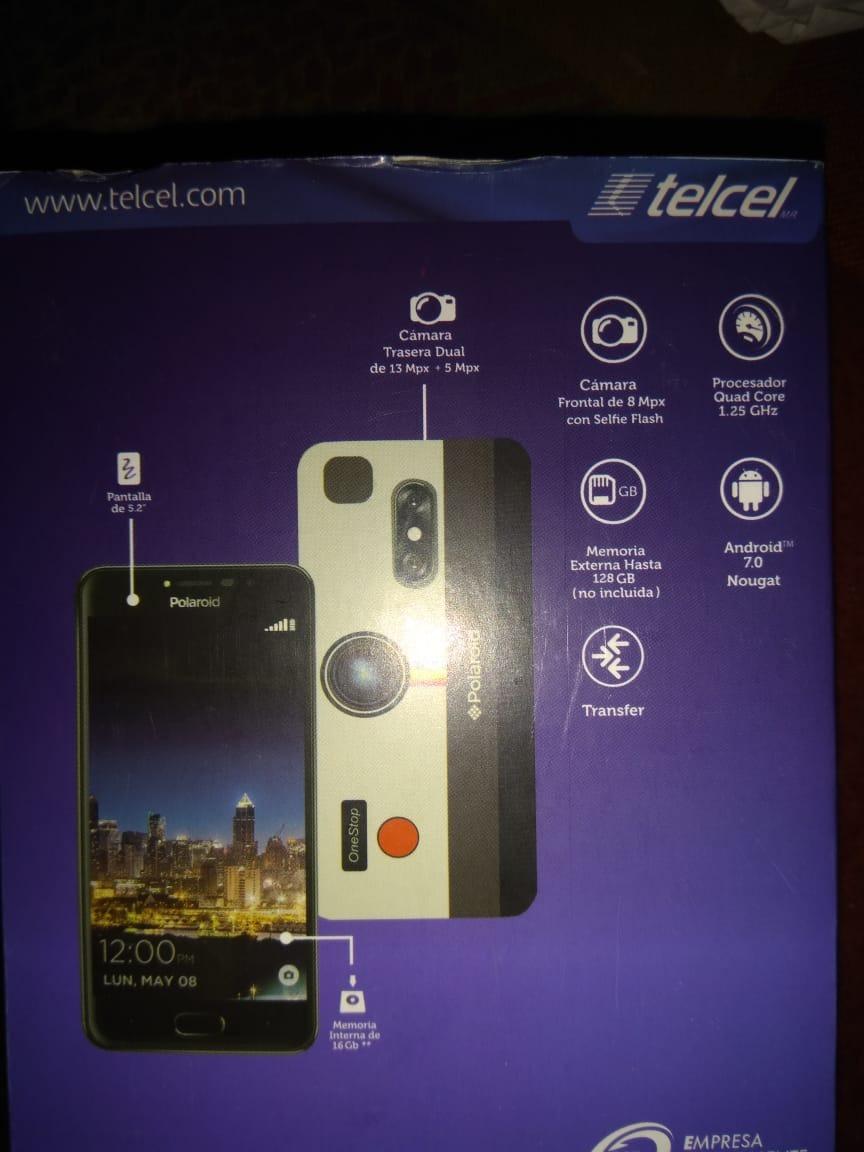 3cb17ebc13 Polaroid Cosmo Z2 Seminuevo!! - $ 1,300.00 en Mercado Libre