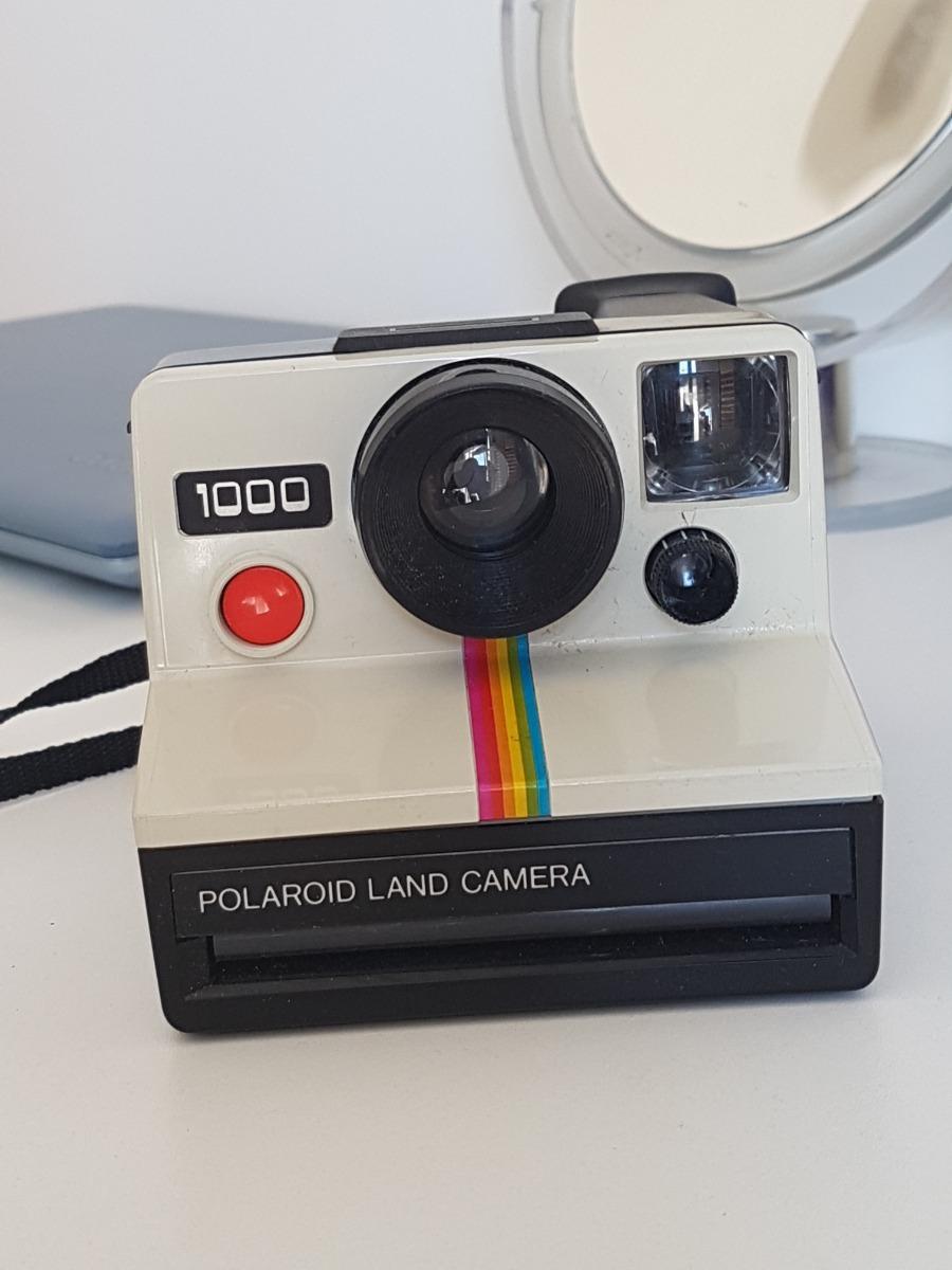 55a0d4ff4fe86 polaroid land 1000 cámara fotográfica instantánea estuche. Cargando zoom.