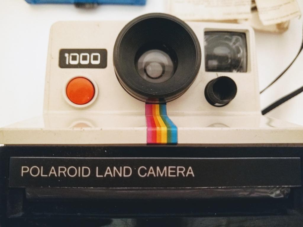 2821f875bcacd polaroid land. Cargando zoom.
