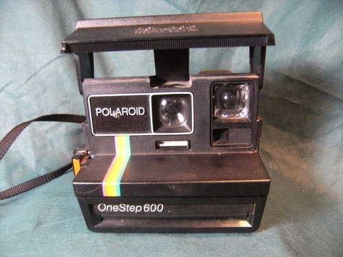 polaroid onestep 600 película fotográfica instantánea de la