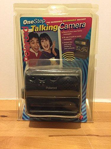 polaroid onestep talking 600 cámara de películ