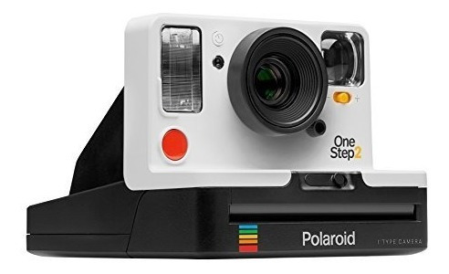 polaroid originals onestep 2 white cámara instantánea