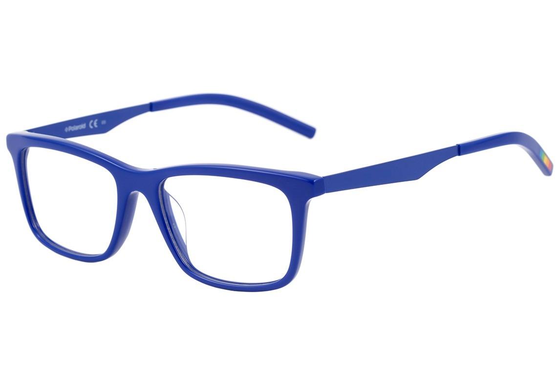 4c778a838 Polaroid P804 - Óculos De Grau Infantil 24d Azul Brilho E - R$ 75,10 ...