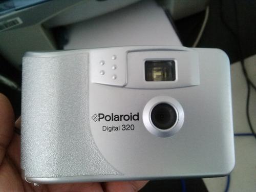 polaroid photo max fun 320 0.07mp camara digital 2001.