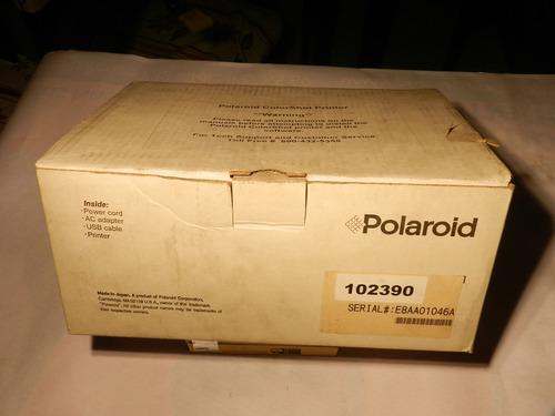 polaroid photo printer color  usb