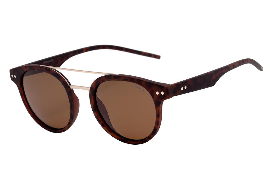0b0eeec4bcd29 polaroid pld 6031 s - óculos de sol n9p sp marrom mesclado. Carregando zoom.