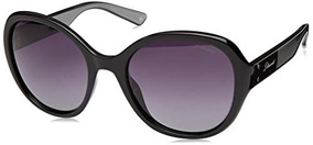 ac3f5ed896 Polaroid Pld4073/s Gafas De Sol Para Mujer, Black, 55 Mm