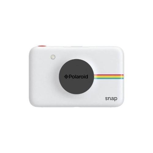 polaroid - snap 10.0-megapíxeles cámara digital - blanco