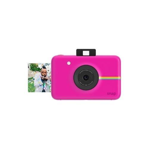 polaroid - snap 10.0-megapíxeles cámara digital - rosa