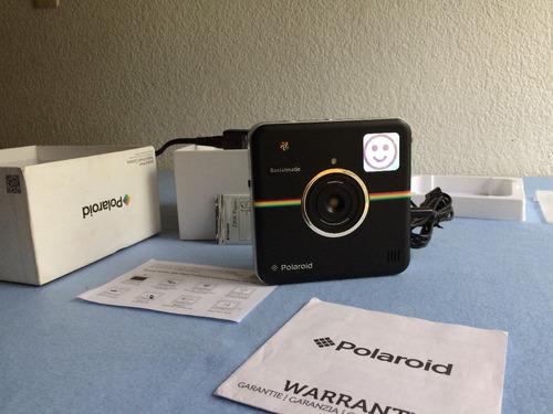 polaroid socialmatic cámara instantánea digital inteligente