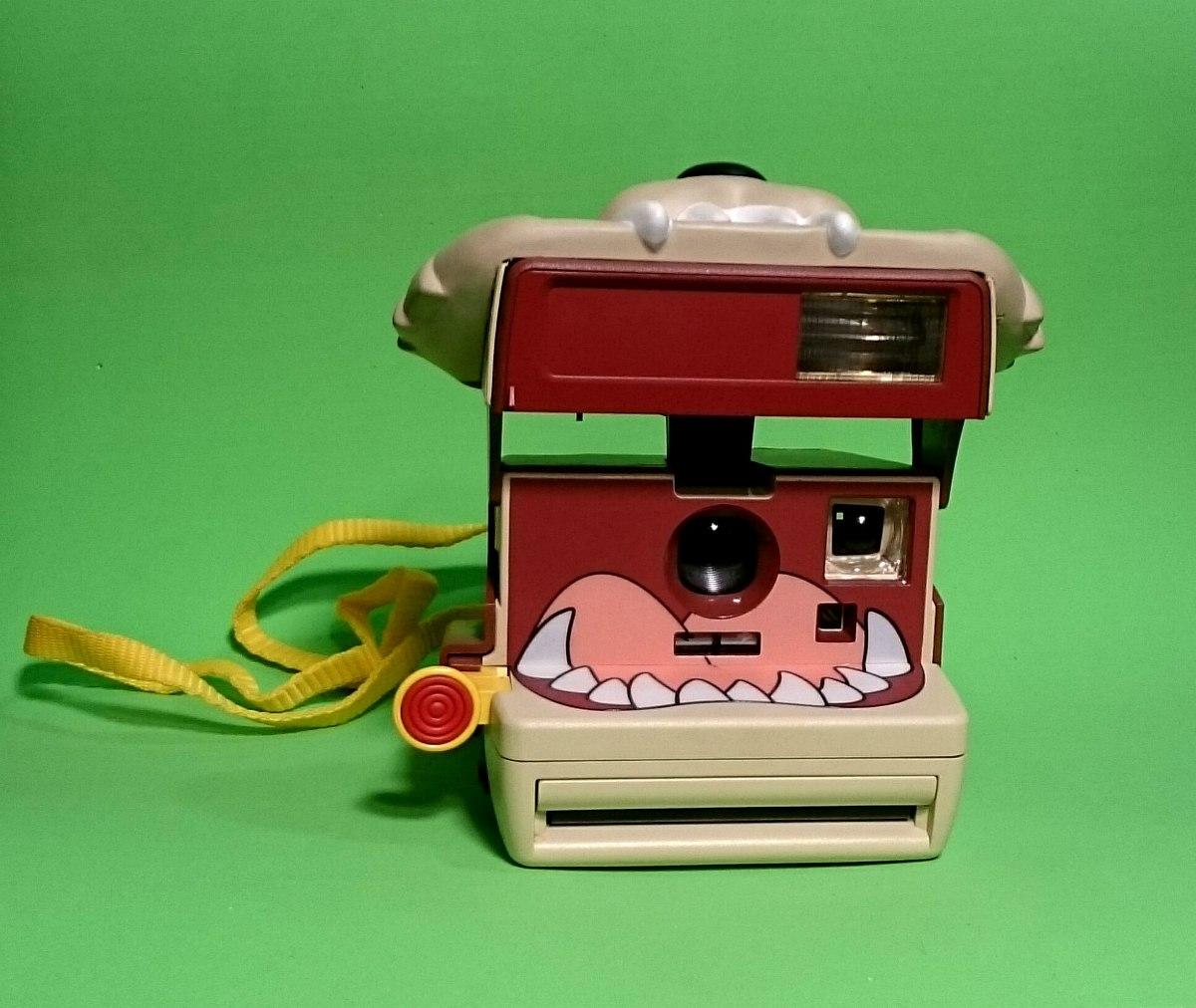 50a8a38dc1f27 Polaroid Taz Mania (produto Raro!) - R  500,00 em Mercado Livre