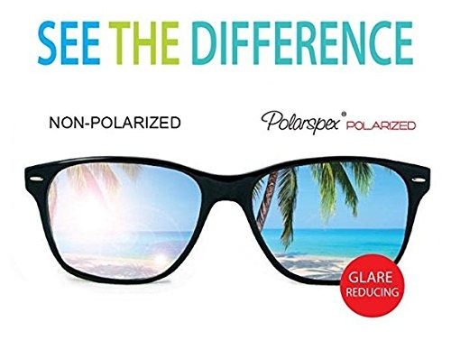 polarspex polarized unisex 80's retro clásico trendy stylish