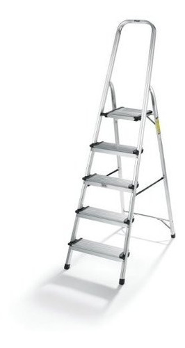 polder  ultra ligero aluminio 5step escalera