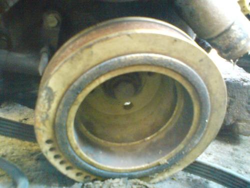 polea bomba de agua  ford explorer ranger 4.0