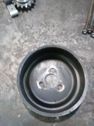polea bomba de agua ford festa 98 motor 1.3