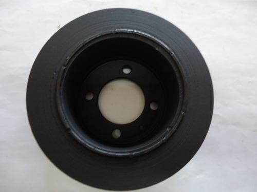 polea cigueñal isuzu 3.1/2.8/2.5 diesel luv 90/2005