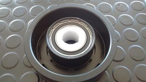 polea compresor de aire chevrolet s10 mwm 2.8