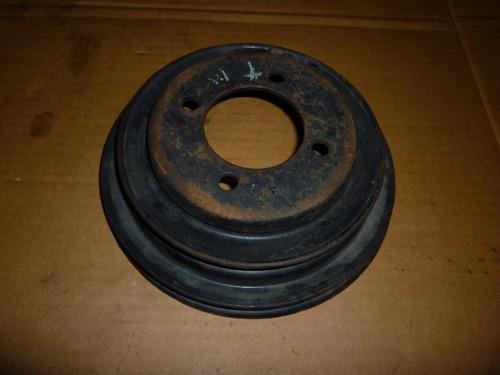polea damper dos canales motor ford 302 351 460 importada