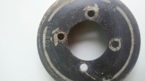 polea de bomba de agua  century motor 3.1 fi original usada