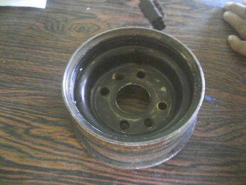 polea de bomba de agua de corolla 1.6