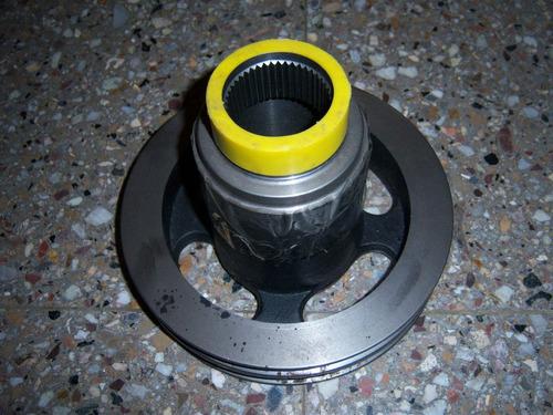 polea de cigueñal chevrolet s10/blazer motor maxxion 2--